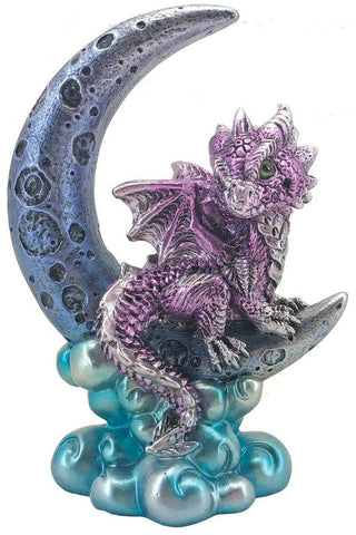 Crescent Creature Dragon Purple | Angel Clothing