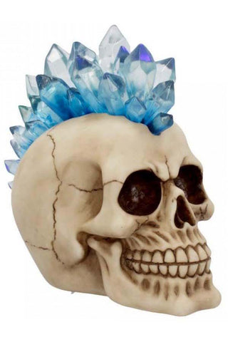 Crystal Hawk Skull | Angel Clothing