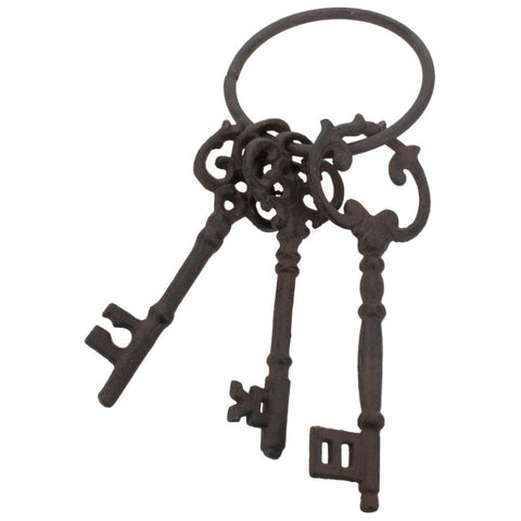Keys to the Chambers 14.5cm | Angel Clothing