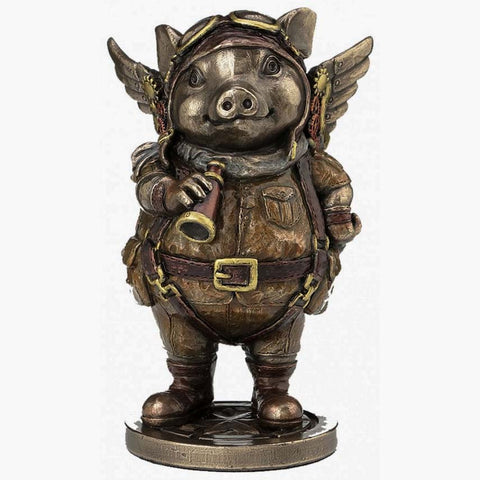 Porcus Machina Steampunk Pig 13.5cm | Angel Clothing