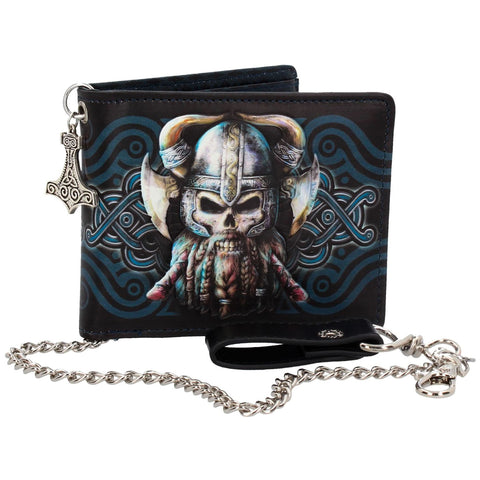 Danegeld Chained Viking Wallet 11cm - Angel Clothing