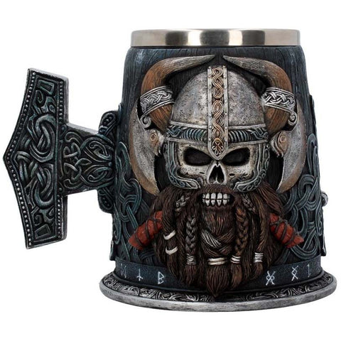Danegeld Tankard 18cm - Angel Clothing