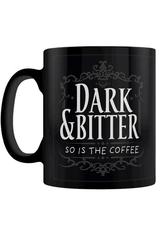 Dark and Bitter So Is The Coffee Mug | Angel Clothing
