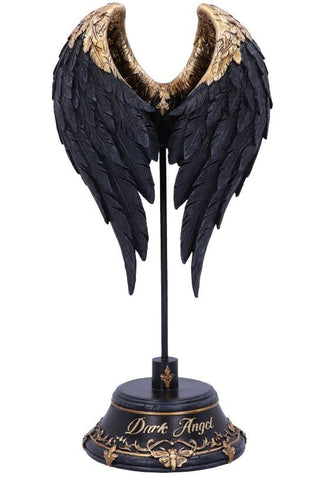 Dark Angel Fallen Fae Wings | Angel Clothing