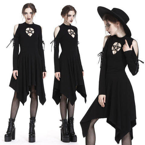Dark in Love Karine Dress | Angel Clothing