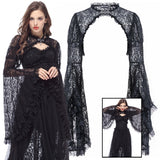 Dark In Love Bolero Lace | Angel Clothing