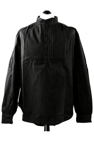 Dark Star Black Dress Shirt | Angel Clothing