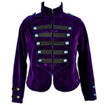 Dark Star Purple Tailcoat | Angel Clothing