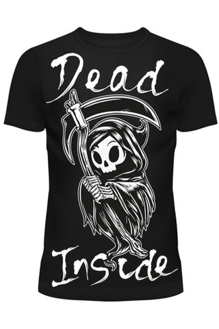 Dead Inside Reaper T | Angel Clothing