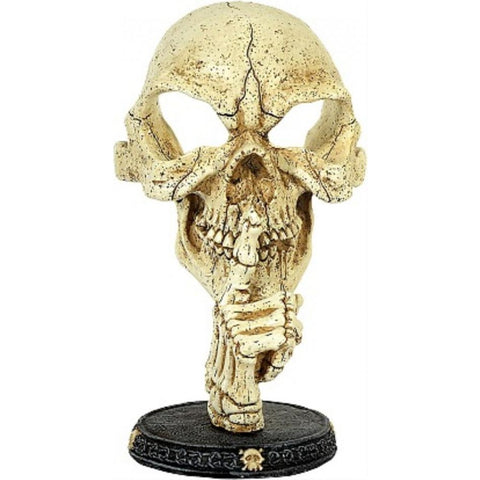 Decorative Skull on Base | Angel Clothing