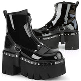 Demonia ASHES-100 Boots | Angel Clothing