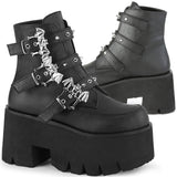 Demonia ASHES-55 Boots | Angel Clothing