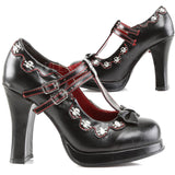 Demonia CRYPTO-06 Shoes | Angel Clothing