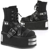 Demonia DAMNED-116 Boots Black | Angel Clothing