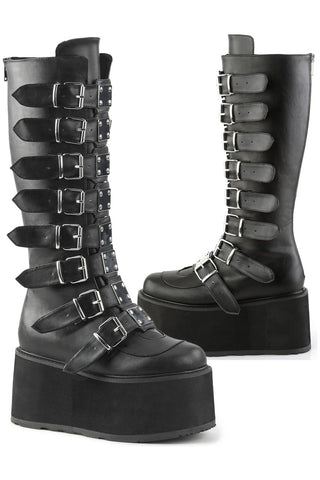 Demonia DAMNED 318 Boots | Angel Clothing