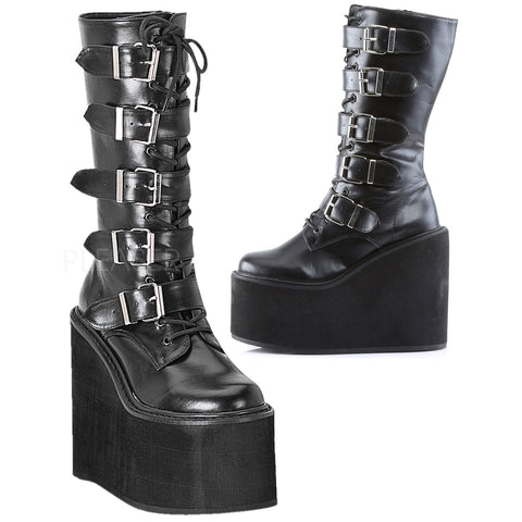 Demonia Swing 220 Boots | Angel Clothing