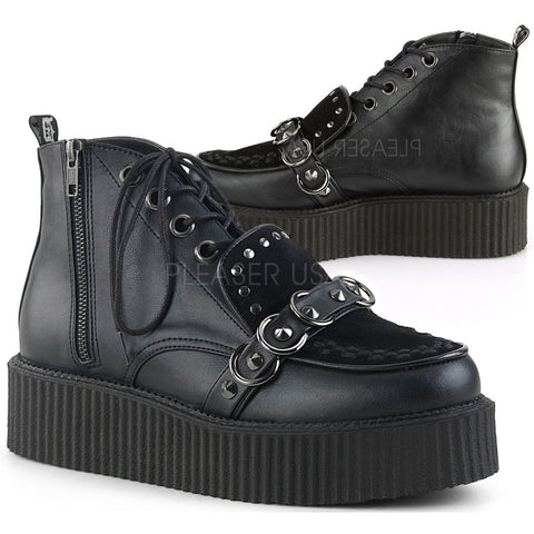 Demonia V CREEPER 555 Shoes | Angel Clothing
