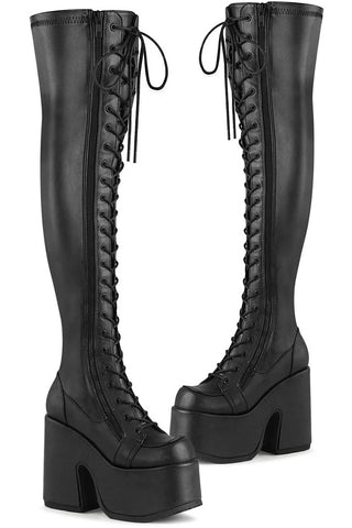 Demonia CAMEL-300 Boots | Angel Clothing