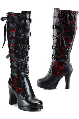 Demonia Crypto 106 Boots | Angel Clothing