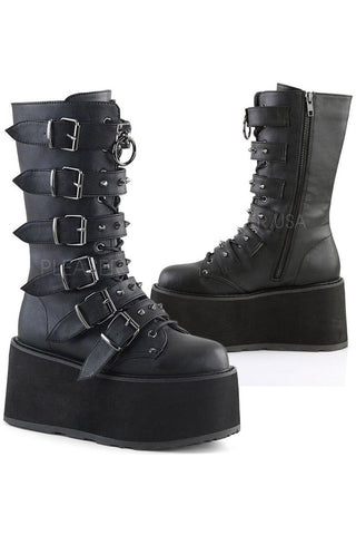 Demonia DAMNED 225 Boots | Angel Clothing