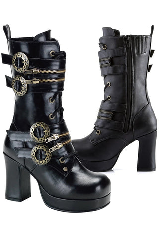 Demonia Gothika 100 Boots | Angel Clothing