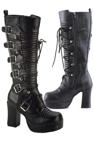 Demonia GOTHIKA-200 Boots | Angel Clothing