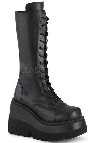 Demonia SHAKER-72 Boots | Angel Clothing