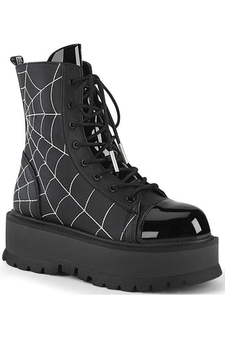 Demonia Slacker 88 Boots | Angel Clothing