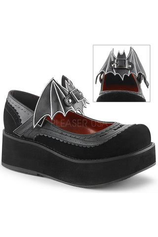Demonia SPRITE 09 Shoes | Angel Clothing