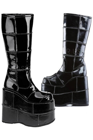 Demonia STACK 301 Boots | Angel Clothing
