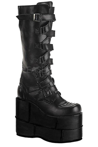 Demonia Stack 308 Boots | Angel Clothing
