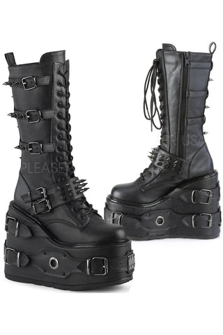Demonia SWING 327 Boots | Angel Clothing