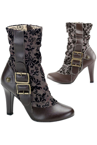 Demonia TESLA-106 Boots | Angel Clothing