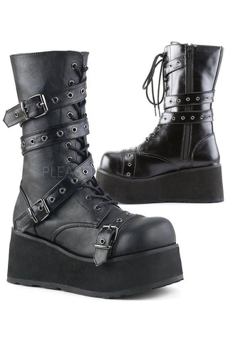 Demonia TRASHVILLE 205 Boots | Angel Clothing