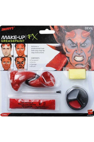 Devil Complete Make Up Kit | Angel Clothing