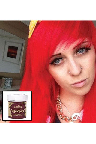 Directions Neon Red (Alpine Fire) Hair Dye | Angel Clothing