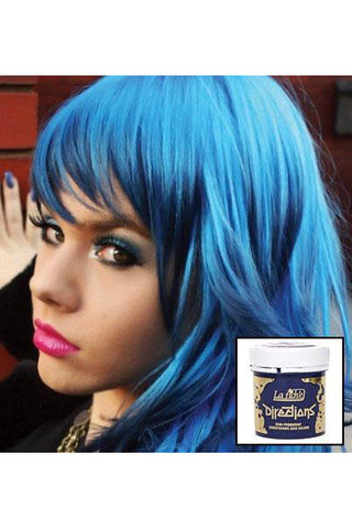 Directions Lagoon Blue Hair Dye | Angel Clothing