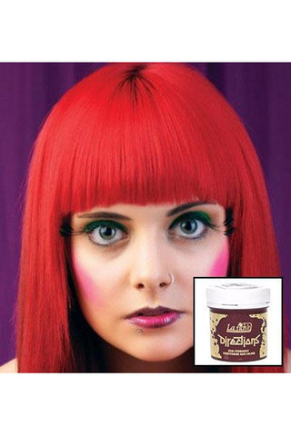 Directions Poppy Red Hair Dye | Angel Clothing