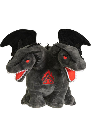 Double Headed Dragon Plush | Angel Clothing
