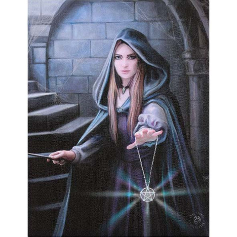 Anne Stokes Light in the Darkness Pictures 19cm x 25cm | Angel Clothing