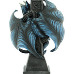 Draco Candela Candle Holder by Anne Stokes | Angel Clothing