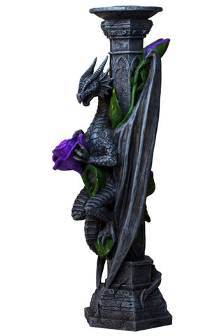 Anne Stokes Dragon Beauty Candle Stick | Angel Clothing