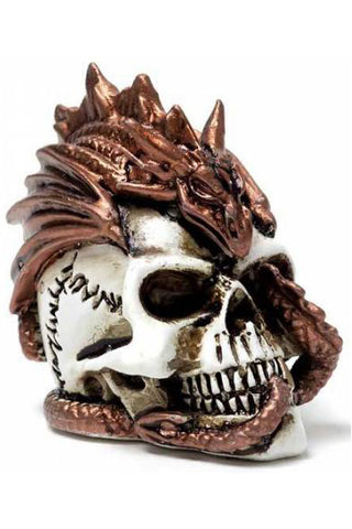 Alchemy Dragon Keepers Skull Miniture | Angel Clothing