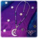 Dragophelion Designs Winter Frost Luna Reindeer Necklace - Angel Clothing