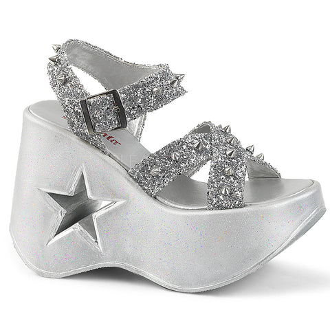 Demonia DYNAMITE-02 Shoes | Angel Clothing