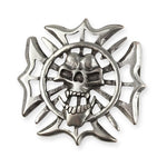 Echt etNox Iron Skull Belt Buckle | Angel Clothing