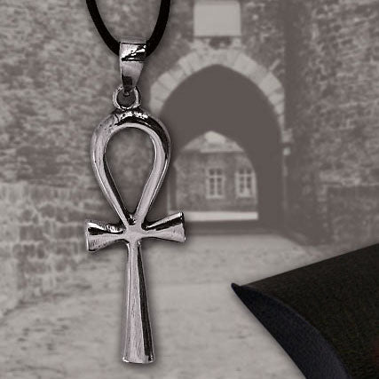Echt etNox Ankh Pendant Sterling Silver | Angel Clothing