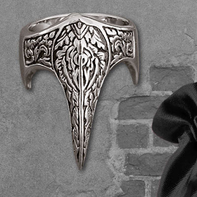 Echt etNox Fantasy Fingernail Ring | Angel Clothing