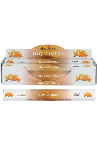 Elements Nag Champa Incense Sticks | Angel Clothing