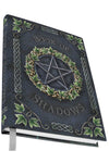 Embossed Book of Shadows Ivy | Angel Clothing